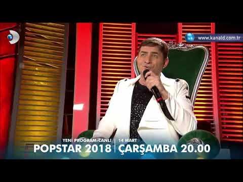 Popstar 2018 1. Bölüm 2. Fragmanı