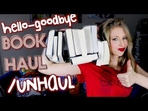 HELLO-GOODBYE ► BOOKHAUL- UNHAUL