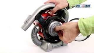 видео Автомобильный пылесос Black & Decker