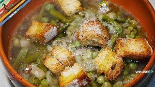292 - La Garmugia lucchese... e ti s'alzan le difese :) (zuppa rustica saporita facile e genuina)