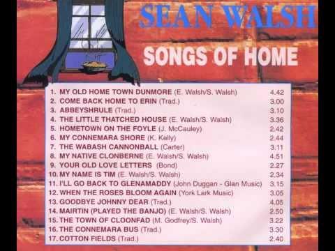 Sean Walsh - Cotton Fields