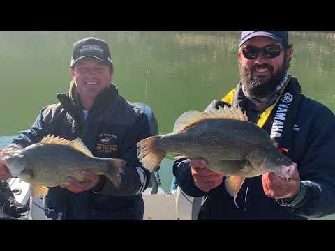 AYC ROUND 5 2019 Burrinjuck Dam