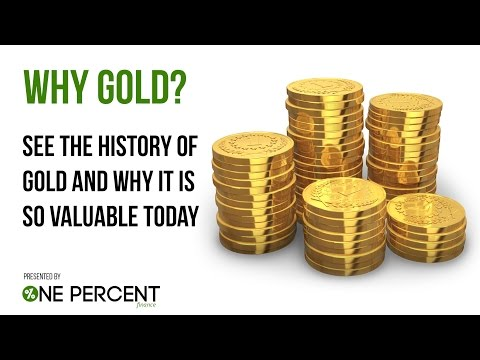 Gold - The Greatest Investment in History