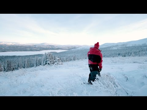 WHITEHORSE YUKON CANADA: Snowshoeing and Northern Lights