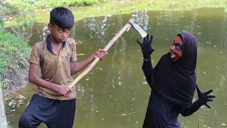 Shaitan VS Little Child   The Sin of Greed is the Death of Sin Part-4   Educational Video   Shaitan