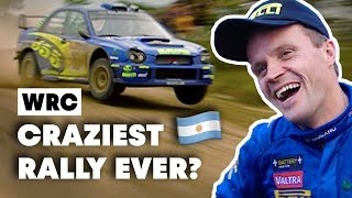 2002 Rally Of Argentina: Most Dramatic Rally Ever?