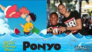 bcg and patrick sing the ponyo song disney version