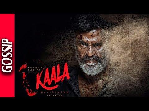 Kaala Film Releasing On 2018 - Kollywood Latest Gossip 2017