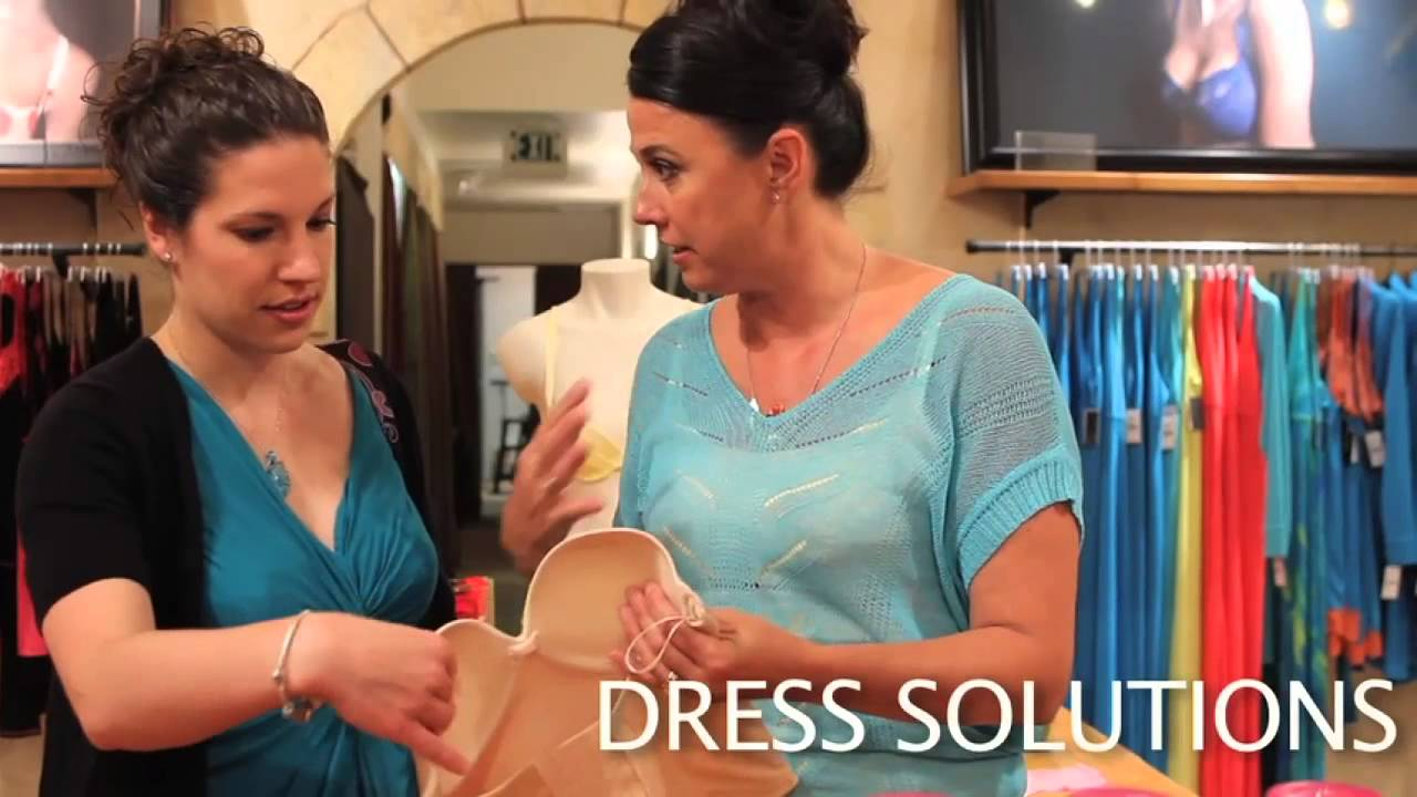 020a622c52 The SOL Lingerie Bra Fitting Experience - YouTube