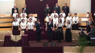 Богослужение в Мытищинской Церкви Евангельских Христиан Баптистов от 17.12.2017