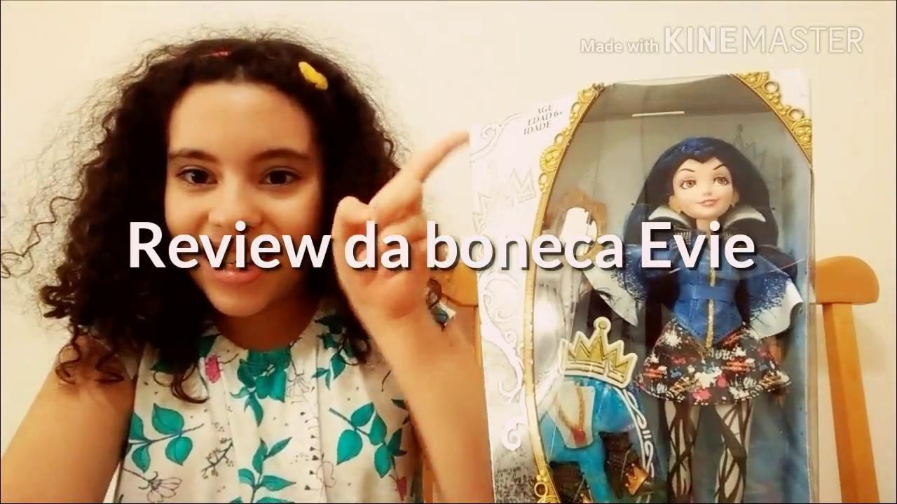 Download Review da boneca Evie 😘😘