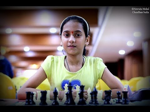 12-year-old Divya Deshmukh beats the first GM of her career