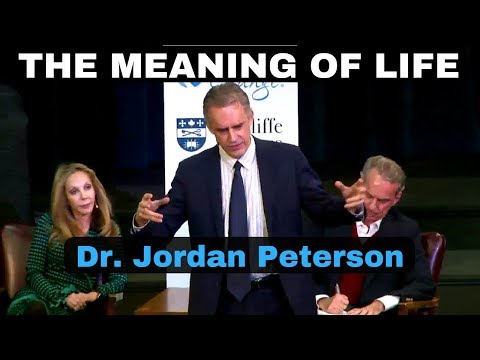 Jordan Peterson *NEW* The Meaning of Life