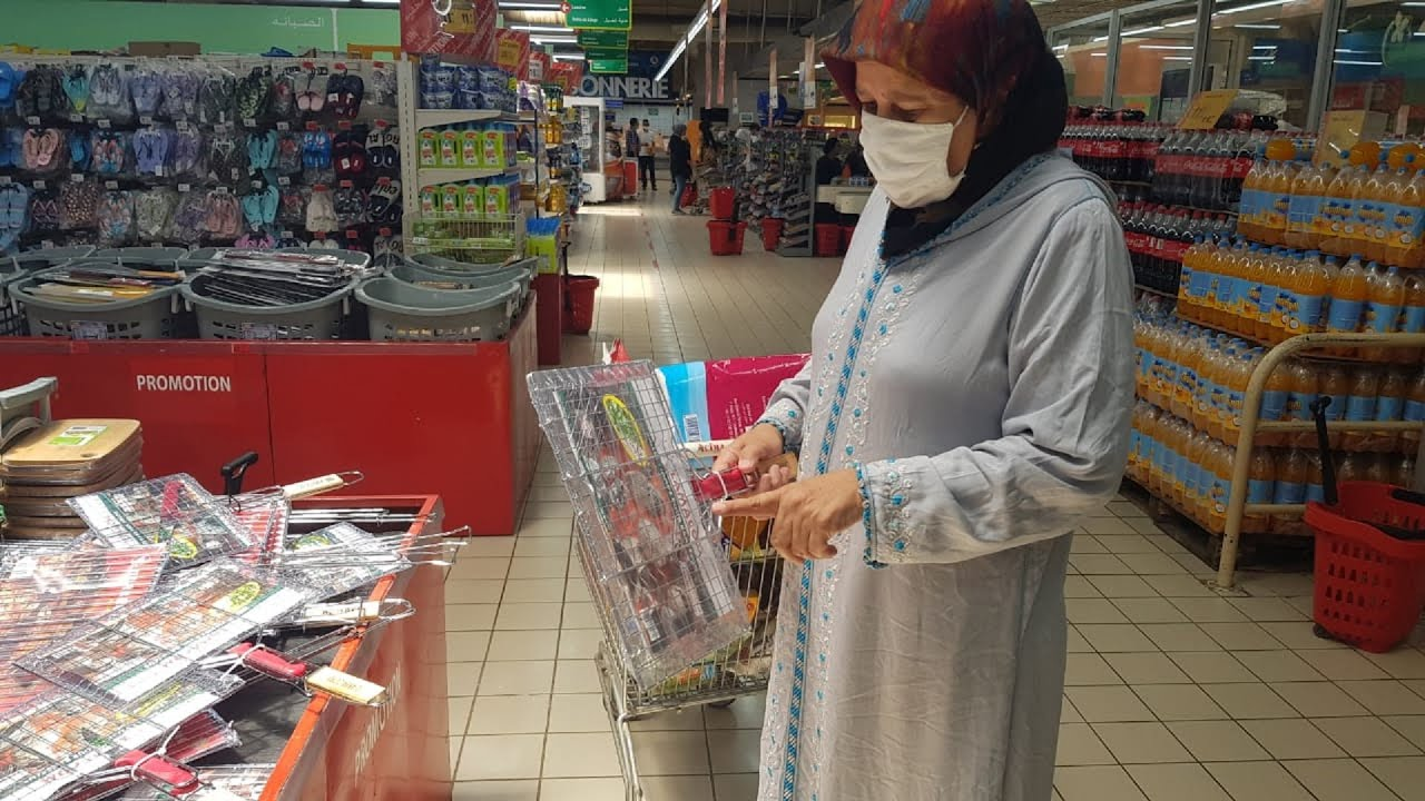 تقدينا التقدية ديال العيد 🐏 بحال كاع لمغاربة