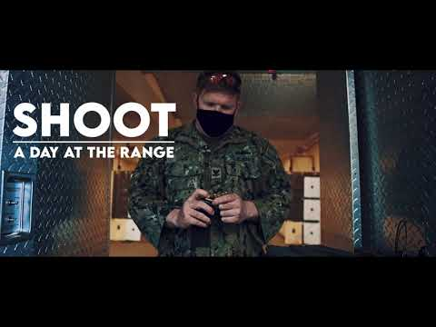 CFAY security Sailors  Shoot qualify with M4 rifles. YOKOSUKA, KANAGAWA, JAPAN