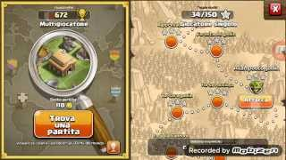 Clash of Clans : I Primi Livelli