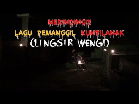Merinding!!!Pembuktian Lagu pemanggil Kuntilanak (Lingsir Wengi)