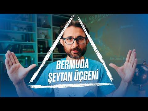 Bermuda Şeytan Üçgeninin