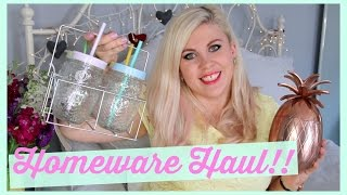 Summer Homeware Haul!