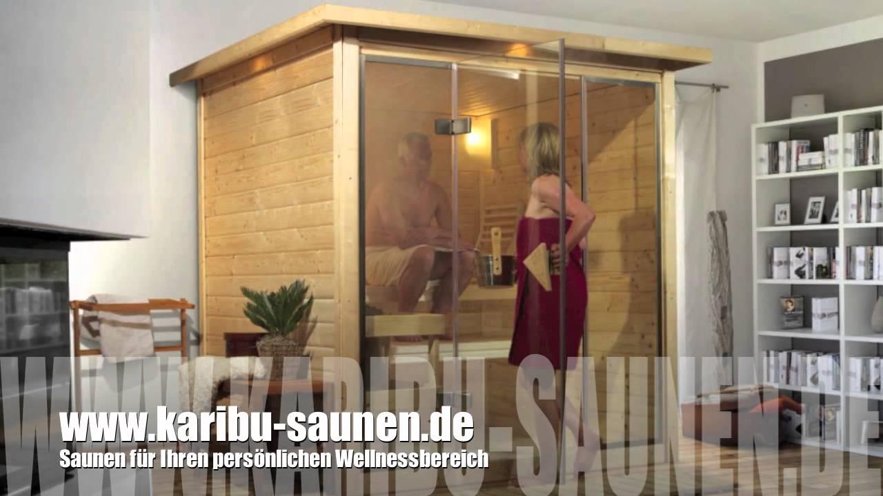 Karibu Sauna Neuheiten 2011 Youtube