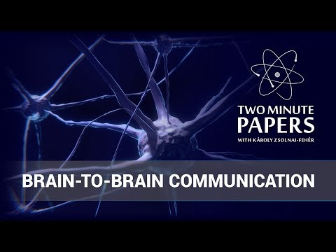 Brain-to-Brain Communication is Coming!