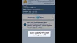 Video Plata catre alte conturi prin aplicatia Touch 24 Banking BCR download MP3, 3GP, MP4, WEBM, AVI, FLV Agustus 2018