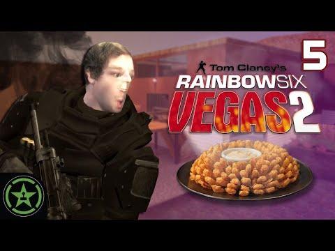 Let's Play - Rainbow Six Vegas 2 - It's Miglupis!