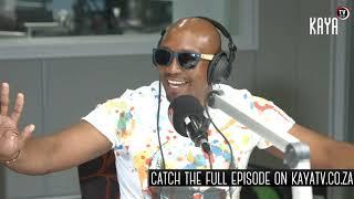 Macfarlane Moleli on Blom Blom with Skhumba and Ndumiso