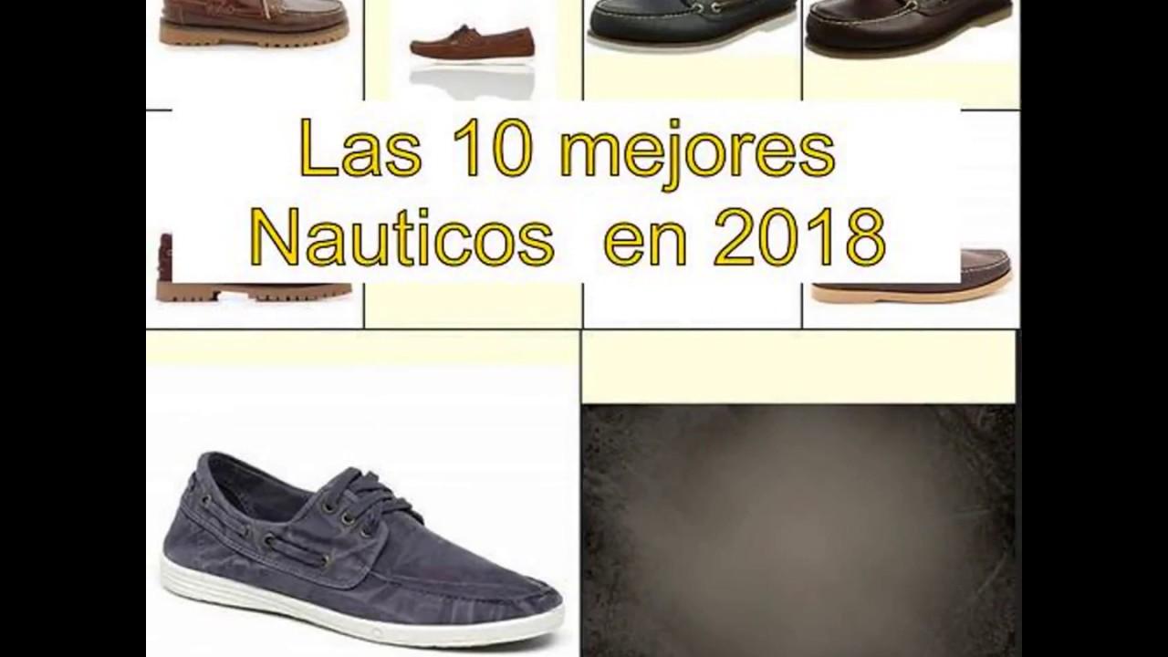 zapatillas: nauticos