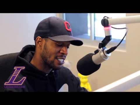 Kid Cudi On Collaborating With Kendrick Lamar w/ The L.A. Leakers