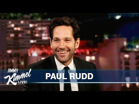 Paul Rudd Was Buried Alive in a Plastic Bag for New Netflix Show (We're Not Kidding)