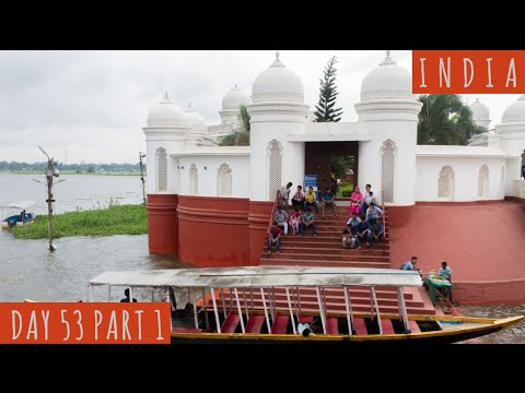 The Lake Palace of the King in Tripura  | DAY 53 Part 1