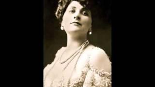 (DEBUSSY) Soprano Mary Garden: Beau soir (1929)