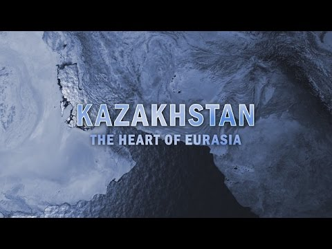 US Television - Kazakhstan - The Heart Of Eurasia