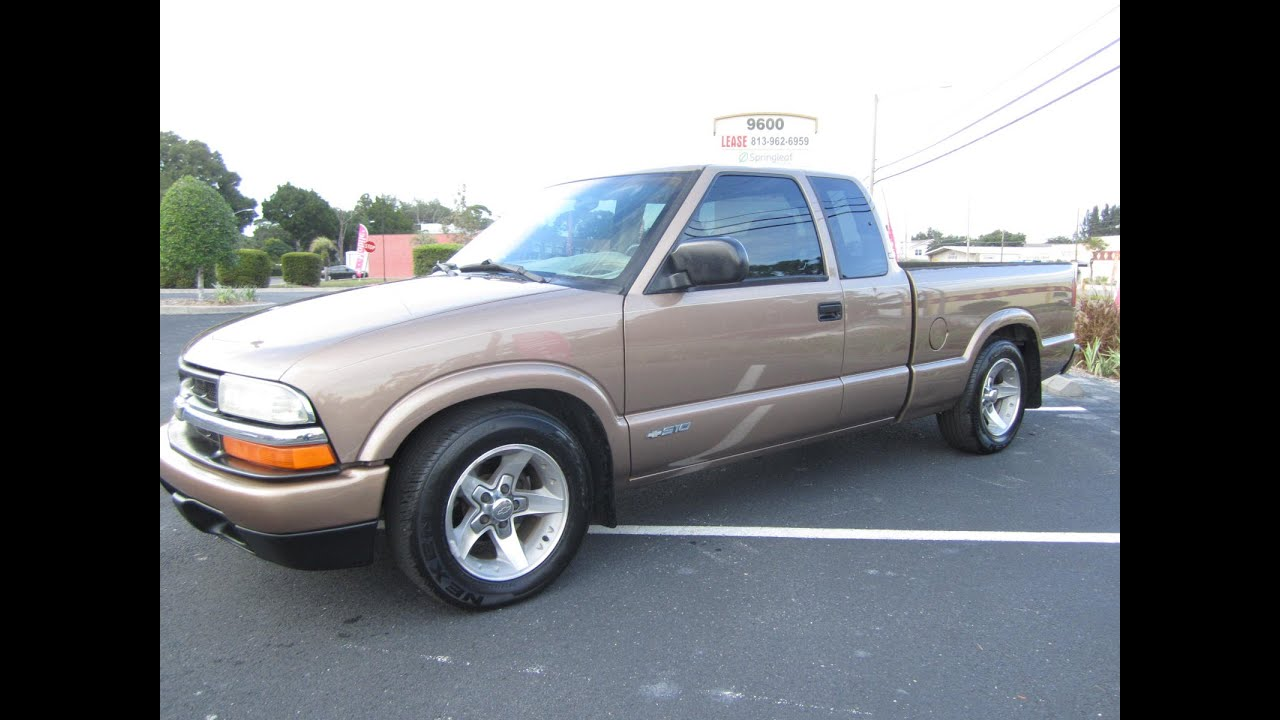 2003 Chevrolet S10 extended cab 3 Door  cars amp trucks
