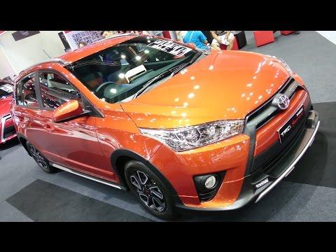 พาชม 2016 Toyota Yaris 1.2 TRD Sportivo CVT ภายนอก ภายใน