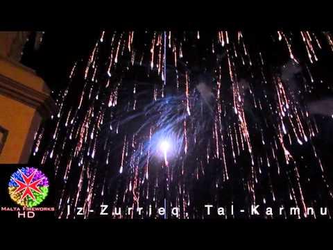 [HD] Malta Fireworks Best of 2011