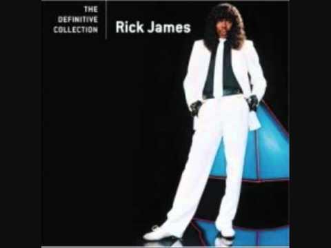 Rick James - P. I. M. P The S. I. M. P