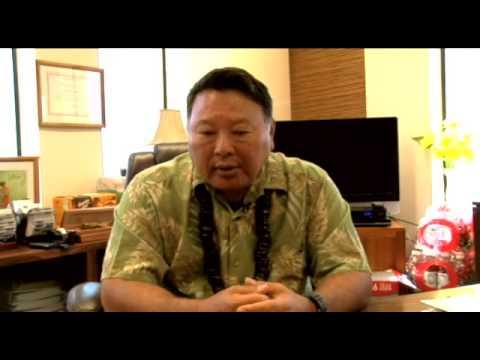 Maui Mayor Alan Arakawa Neutral on GMO Debate - May 27, 2014