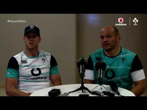 Vodafone Rugby | Captain Fantastic