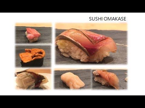 뉴욕 미슐랭1스타 스시 오마카세 Jewel Bako - SUSHI OMAKASE
