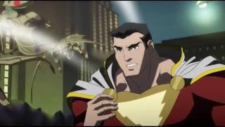 Лига справедливости: Война (2014) Сражение с Дарксайдом / Финальный бой
