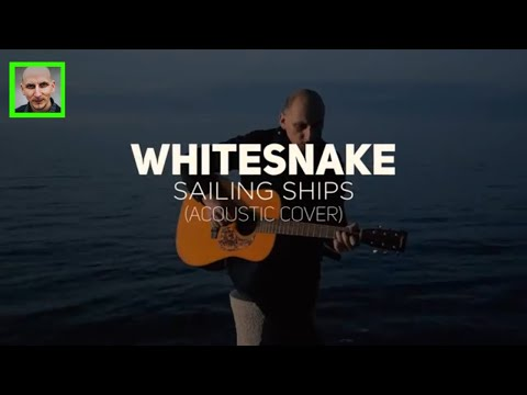 Whitesnake - Sailing ships (Acoustic Cover) - Vedran Covers -
