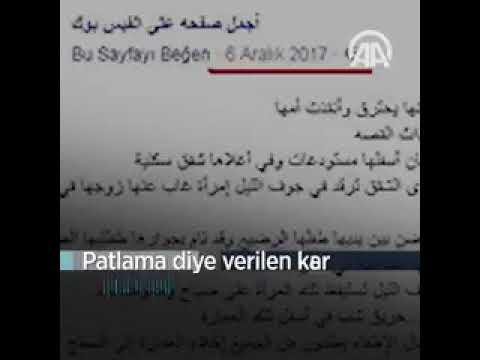 Terör Örgütü Pkk'nın Sosyal Medya Yalanları - Afrin