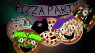 The Good Ms Padgett: Dance Party Pizza Party