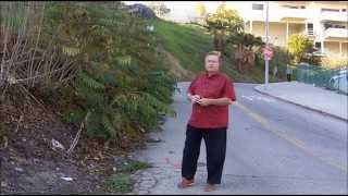 DENNIS DAILY goes to BUNKER HILL