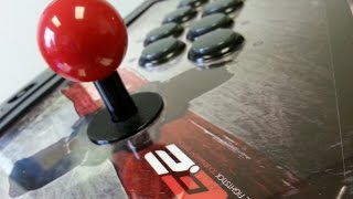 Classic Game Room - MAD CATZ ARCADE FIGHTSTICK TOURNAMENT EDITION 2: Guilty Gear Xrd Edition