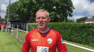 Following the 0-0 draw against Ellesmere Rangers, Paul Harrison shares his thoughts
