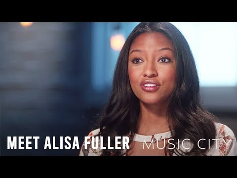 MUSIC CITY on CMT | Meet the Cast: Alisa