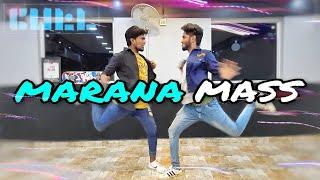 Marana Mass | Petta | Dance Cover | Kuthu Dance | The Dance Hype